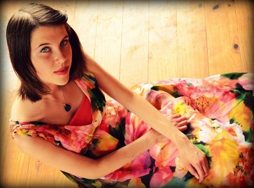 Floral dress, photo 4